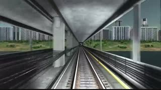 تریلر بازی Subway Simulator Cyber Train