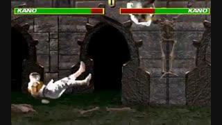 گیم پلی بازی نهایی مورتال کمبت  Mortal Kombat 1 Remake بازسازی شده برای کامپیوتر_با کیفیت 4KHD