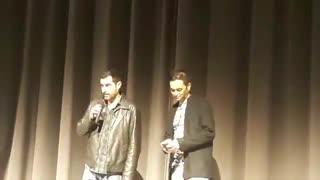 صحبت های شهاب حسینی قبل از نمایش فیلم شین - iCinemaa.com