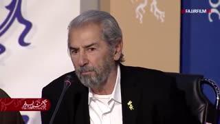 نشست خبری فیلم خروج - iCinemaa.com