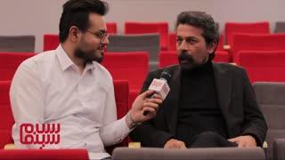 مصاحبه اختصاصی سلام سینما با مجید پتکی بازیگر «لباس شخصی»