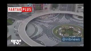 خیابانهای خالی از خودروی شانگهای در روزهای شیوع «کرونا»