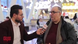 مصاحبه اختصاصی سلام سینما با حمیدرضایراقچیان آهنگساز فیلم تعارض