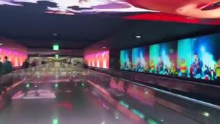 پروژه تولد جی هوپ در متروهای سئول توسط یکی از فن سایت ها