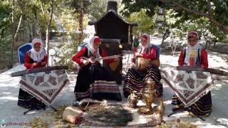 رقص چوپی (ساخته ی استاد صبا)- گروه موسیقی پژواک