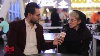 مصاحبه اختصاصی سلام سینما با افسانه صرفه جو طراح صحنه و لباس فیلم تعارض