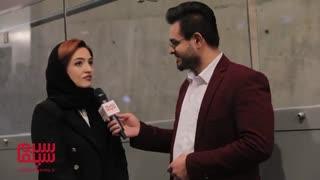 مصاحبه اختصاصی سلام سینما با گلاره عباسی بازیگر فیلم پدران