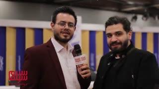 مصاحبه اختصاصی سلام سینما با امین عطایی مدیرمارکتینگ سینما