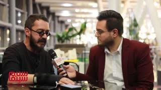 مصاحبه اختصاصی سلام سینما با علی آبپاک مدیر فیلمبرداری فیلم  پوست