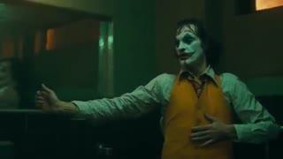 موزیک ویدیو Bathroom Dance از هیلدور گودنادوتیر ؛ موسیقی متن فیلم جوکر !