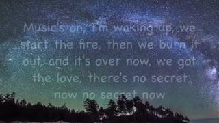 Ellie goulding- Burn(lyrics)