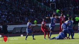 حواشی بازی دربی تهران استقلال 1 - 1 پرسپولیس