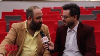 مصاحبه اختصاصی سلام سینما با علی اوجی بازیگر فیلم سینماشهرقصه