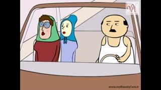 جدیدترین انیمیشن سوریلند -پرویز و پونه - دوربین مخفی اینستاگرامی!