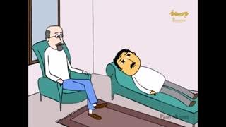 جدیدترین انیمیشن سوریلند -پرویز و پونه - افسردگی ولنتاین!!