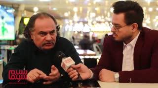 مصاحبه اختصاصی سلام سینما باکیوان علیمحمدی کارگردان فیلم سینماشهرقصه