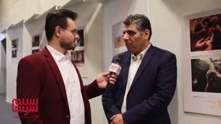 مصاحبه اختصاصی سلام سینمابامحمدعسگری مدیربرنامه ریزی و دستیاریک کارگردان خورشید