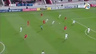 خلاصه بازی الدحیل قطر 2 - پرسپولیس 0 از مرحله گروهی لیگ قهرمانان آسیا