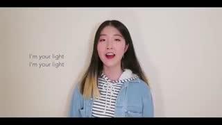 آهنگ lights از bts کاور ورژن اینگلیسی