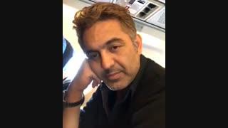 گیر افتادن بازیگر ها در هواپیمای تهران به اهواز به دلیل یخ زدگی