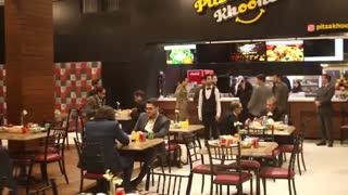 افتتاحیه پیتزا خونه