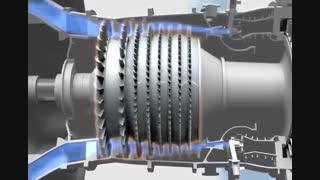 موتور هواپیما -جت چگونه کار میکند ..