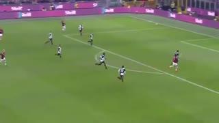 خلاصه بازی آث میلان 1 - یوونتوس 1 از جام حذفی ایتالیا