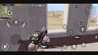 Solo Classic Mode In Miramar Pubg Mobile - Groza its So Strong