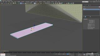3ds max Deforming an object with a modifierآموزش مدلینگ تری دی مکس