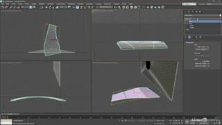 3ds max Adding edges with Quickslice آموزش مدلینگ تری دی مکس