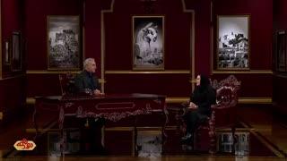 قسمت دهم  برنامه دورهمی مهران مدیری با حضور اکرم محمدی