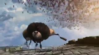 انیمیشن زیبای شکارچیان اژدها(DragonHunters2008)+دوبله فارسی(کودکانه)