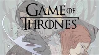 تیتراژ پایانی سریال بازی تاج و تخت Game of Thrones به سبک انیمه Fate/Zero