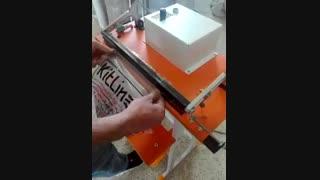 دستگاه دوخت پدالی پلاستیک – طول دوخت ۵۰cm