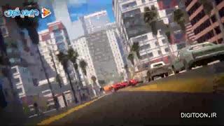 سریال سریع و خشمگین - دوبله فارسی - Fast & Furious Spy Racers