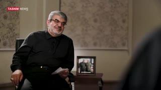 هجر حبیب-۱ | سردار نوعی اقدم: خون حاج قاسم آمریکا را خفه میکند
