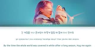 [لیریک] آهنگ '눈 (Snow)' از MOONBYUL (문별)