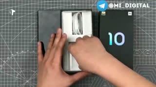 آنباکس گوشی شیائومی Mi 10 Pro