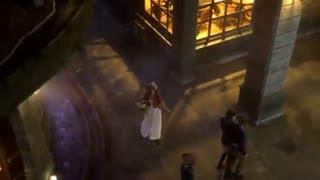 نسخه بازسازی شده فاینال فانتزی 7 با افتتاحیه سینماتیک جذاب