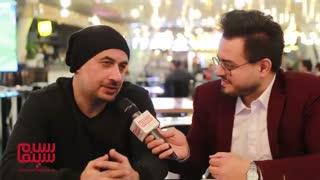 مصاحبه اختصاصی سلام سینما با سیاوش مفیدی بازیگر فیلم سینماشهرقصه