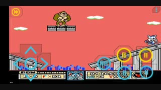 Tinytoon Adventure NES Game - Part 2 End Game