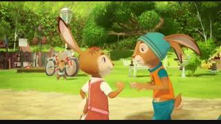 انیمیشن مدرسه خرگوش ها(Rabbit School Guardians of the Golden Egg 2017)+دوبله فارسی@کودکانه@