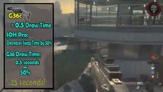 اسلحه ای که در بازی Mw3 سریعترین هدف گیری را دارد!!!