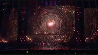 اجرای زند آهنگ Diamond اکسو -EXO Planet 5
