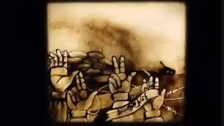 هنرنمایی جدید فاطمه عبادی از شهید قاسم سلیمانی بهمناسبت روز مادر