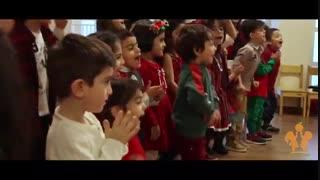 جشن تولد در مهد کودک نارنج