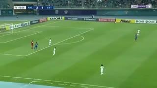 خلاصه بازی جنجالی و جذاب الریان عربستان 2 - استقلال 1 از مرحله گروهی لیگ قهرمانان آسیا
