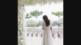 گل آرایی مراسم عروسی
