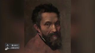 زندگینامۀ  میکل آنژ هنرمند چیره دست ایتالیایی