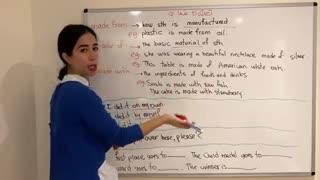 """(آموزش زبان انگلیسی - پاسخ به سوالات شما در""""تخته ی شما"""" با میسا(قسمت اول"""